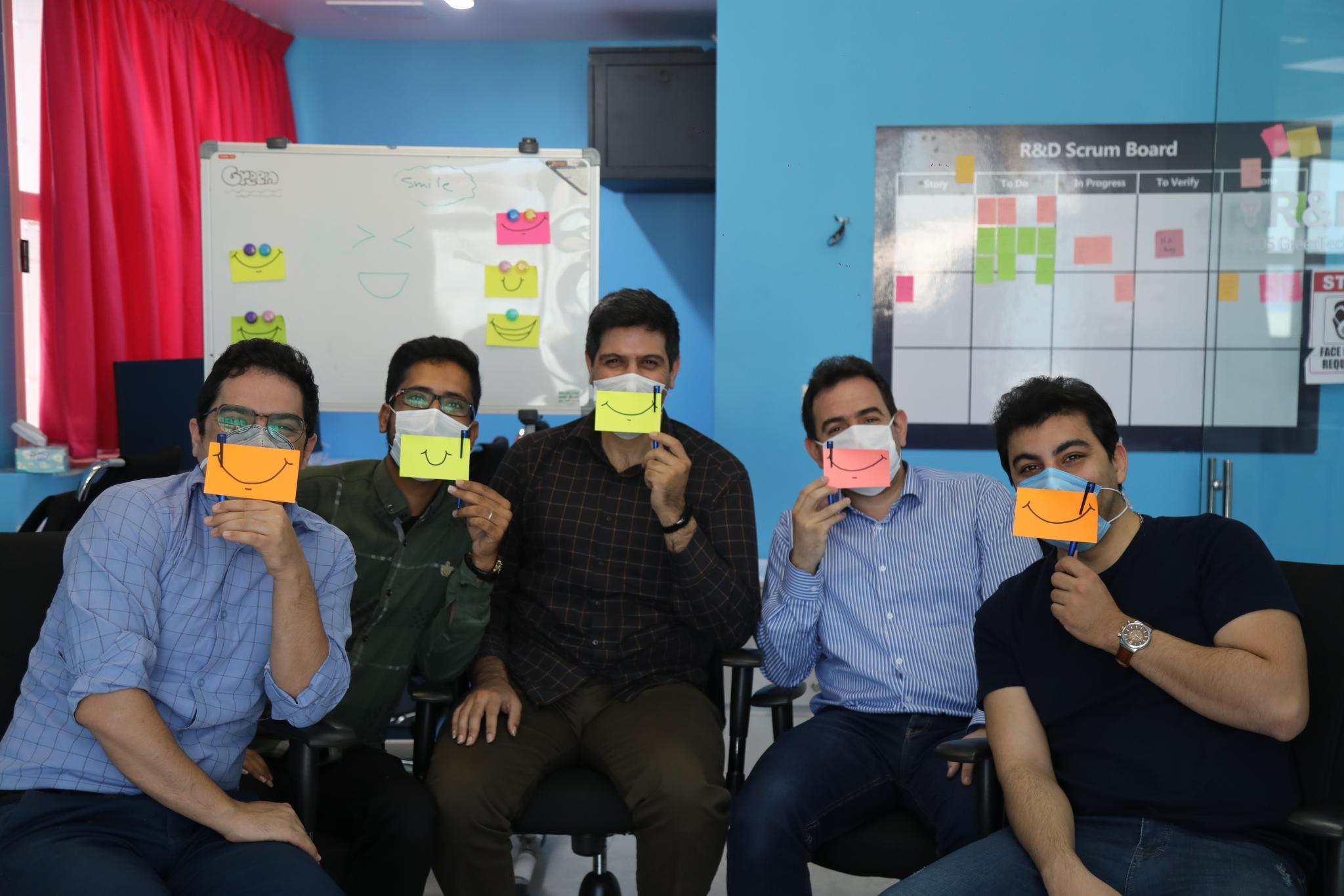10 نکته مهم در کار تیمی